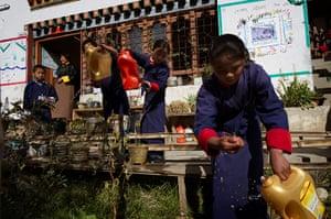 Bhutan: Green schools