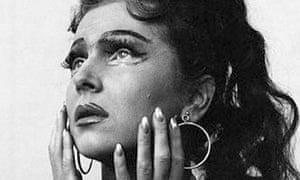 Galina Vishnevskaya in 1962