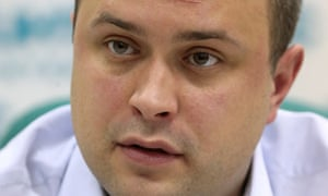 Ilya Politkovsky said the deal would prevent the police officer testifying over his mother's murder