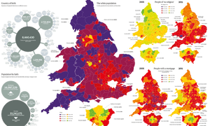 Census 2011 visualised