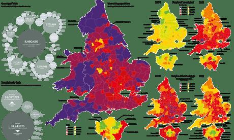 Census 2011 visualised