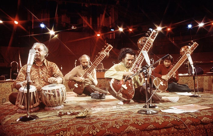 Ravi Shankar: a life in music – in pictures | Music | The Guardian