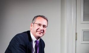 Mark Hoban, the employment minister.