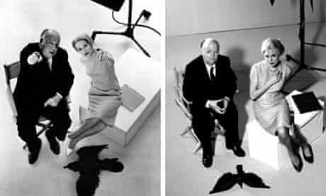 Alfred Hitchcock, Tippi Hedren, Toby Jones, Sienna Miller