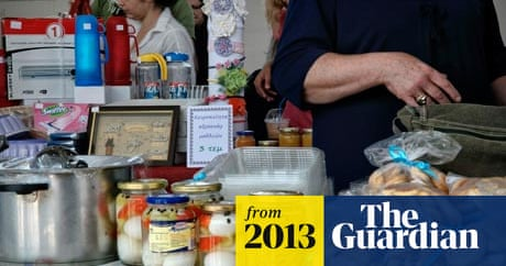 2175d7cab1 Euros discarded as impoverished Greeks resort to bartering | World news |  The Guardian