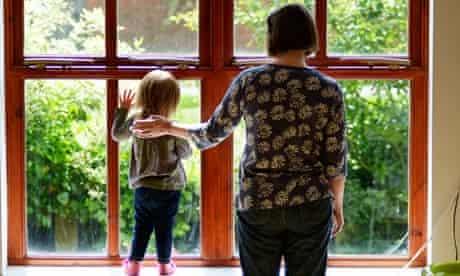 Sarah and daughter Emma
