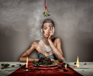 Observer Photography: Christmas Pudding