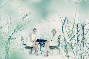 Observer Photography: Sienna and Tippi