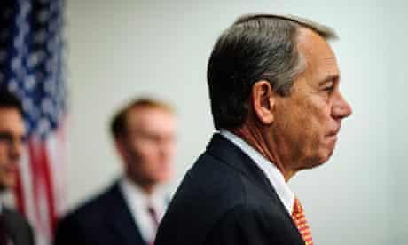 Boehner Still Hopeful On Fiscal Cliff Negotiations