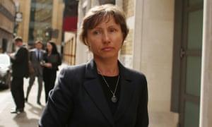 Marina Litvinenko attends pre inquest review