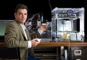 2012 in Science : Lee Cronin and his chemputer