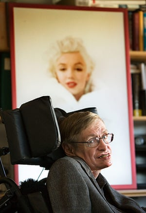 2012 in Science : Professor Stephen Hawking