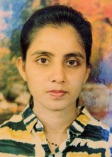 Royal hospital nurse Jacintha Saldanha