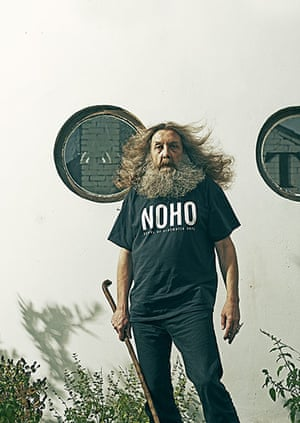 Observer Photography: Alan Moore 2