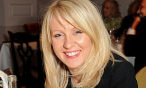 Esther McVey, the welfare minister.