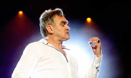 Morrissey … a man with extensive knowledge of pregnancy and its side-effects.