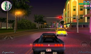 Grand Theft Auto: Vice City for Android