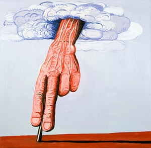 Observer critics' review 2012: Philip Guston, The Line