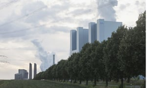 The BoA 2&3 coal-burning power plant, which began operation in Aug 2012 near Grevenbroich, Germany
