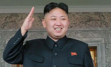 Kim Jong Un Time Magazine