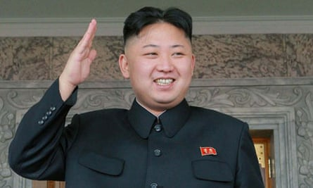 Supremely popular? Kim Jong-un.