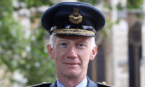Air Chief Marshal Stephen Dalton