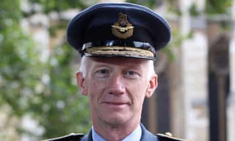 Air Chief Marshal Stephen Dalton