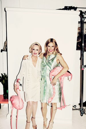 Observer Photography: Tippi and Sienna