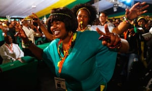 Anc Attempts To Regroup As Nelson Mandela Recovers In
