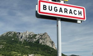 Bugarach, France, said to be the village which will survive the Mayan apocalypse