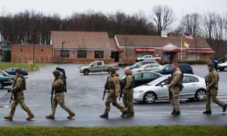 Newtown Swat team