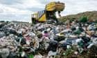 """landfill rubbish dump uk"""