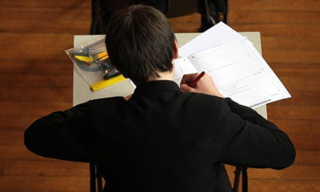 What does a home schooled child do when its time for gcse/exams?