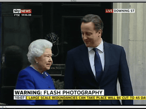 Queen at Number 10