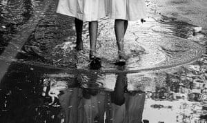 BT 2012 gallery winners: monsoon approaches, schoolchildren in Kochi, Kerala