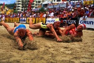 BT 2012 gallery winners: surfers' carnival at Coolum Beach, Queensland
