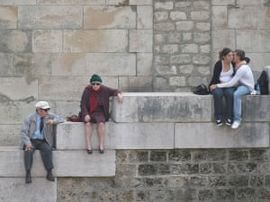 BT 2012 gallery winners: Paris on the edge of the River Seine
