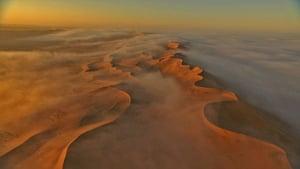 BBC Africa : Sand dunes of the Kalahari