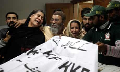 Polio shootings in Karachi