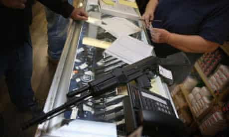 US gun sales