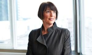 Carolyn McCall, chief executive of EasyJet