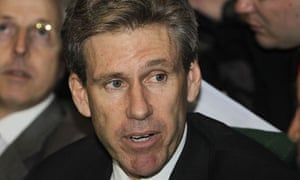 Chris Stevens, the US ambassador who was killed in the Benghazi embassy attack.
