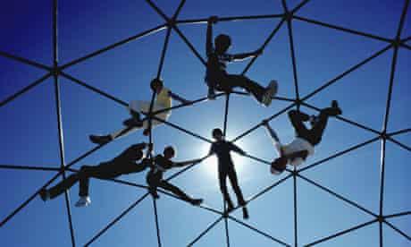 Climbing framework