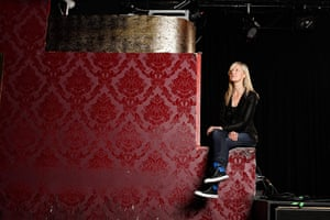 Observer Photography: Mary Anne Hobbs
