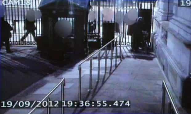 Andrew Mitchell CCTV 6