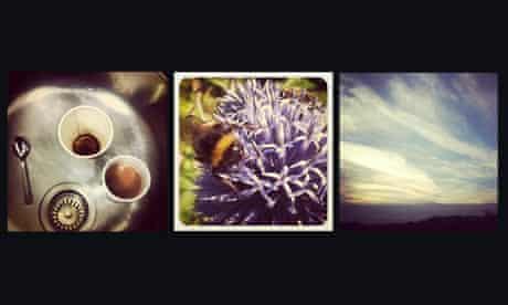 Instagram composite