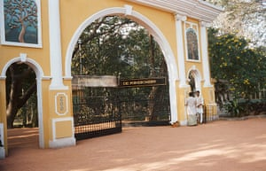 Life of Pi: Pondicherry Botanical garden