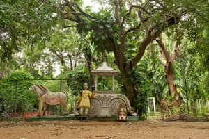 Life of Pi: Botanical Gardens in Pondicherry India