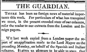 christmas day 1824 no foreign news of material importance in the manchester guardian - What Day Of The Week Is Christmas On