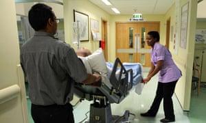 Care UK staff